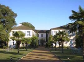 Château de Lassalle, Laplume