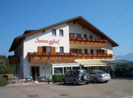Landgasthof Sonnegghof, Caldaro