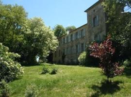 Château de la Cadiscie, Teyssode