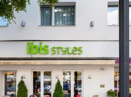 ibis Styles Berlin an der Oper