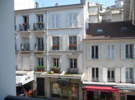 My Address in Paris - Appartement Lepic 9/2, Pariisi