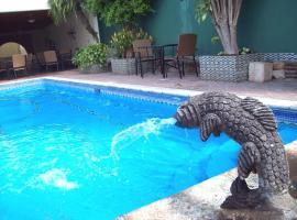 Hotel Casa del Parque, Antigua Guatemala