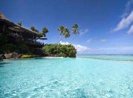 Pacific Resort Aitutaki, Arutanga