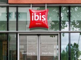 ibis Hotel Hamburg St. Pauli Messe, Hamburg