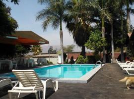 Hotel La Maison Suisse, Nazca