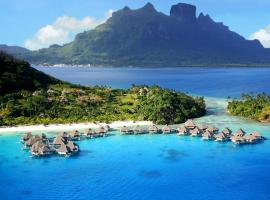 Hilton Bora Bora Nui Resort and Spa, Vaitape