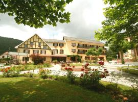 Parc Hôtel - CHC, Wangenbourg