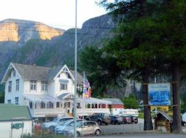 Eidfjord Gjestgiveri, Eidfjord