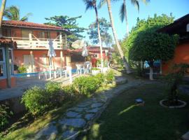 Hotel Pousada Castanheiras do Village, ポルトセグロ