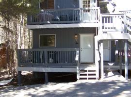 Birch Creek # 8, June Lake
