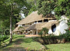 Las Nubes Natural Energy Resort, Matapalo