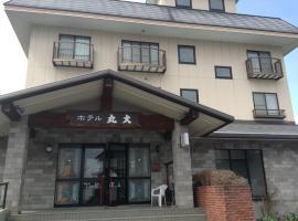 Hotel Marudai, Hakuba