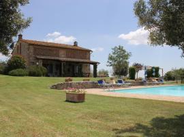 Villa Corsanello, Corsano