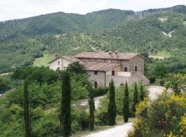 Agriturismo Valle Verde, Gubbio