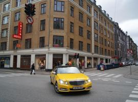 Hotel Løven, Copenhague