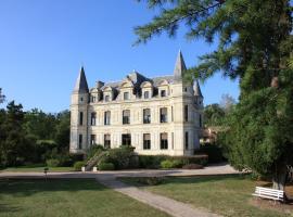 Chateau Camiac, Créon