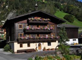 Tofererhof, Bad Hofgastein