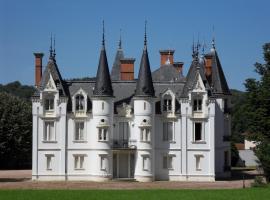 Château de la Motte, Noailly