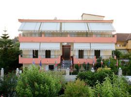 Hotel Athina, Ammoudia