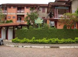 Hotel Santo Antônio, Águas de São Pedro