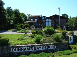 Dunham's Bay Resort, Lake George