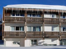 Chalet Isba, L'Alpe-d'Huez