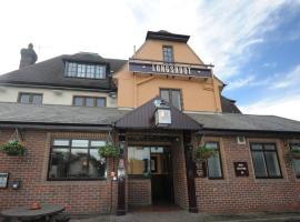 Longshoot Inn by Good Night Inns, Nuneaton