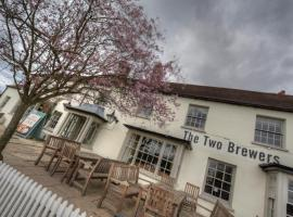 Two Brewers Hotel by Good Night Inns, Kings Langley
