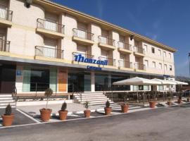 Hotel Manzanil, Loja