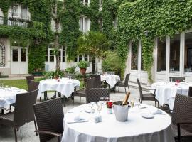 Hôtel Restaurant Napoléon, Fontainebleau