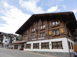 Hotel Steinbock, Grindelwald