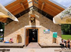 Malga Cimana, Villa Lagarina