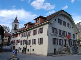 Auberge Communale de St-Légier, Saint-Legier-La Chiesaz