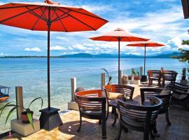 Bunaken Cha Cha Nature Resort, Bunaken