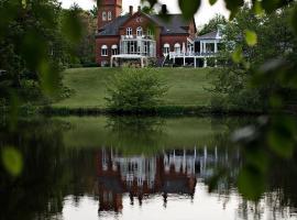 Havreholm Slot, Hornbæk