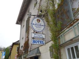 Hotel und Brauereigasthof Kaiserdom, Βαμβέργη