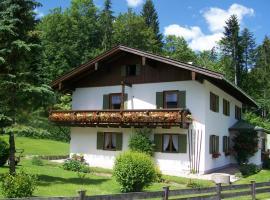 Haus Kastner, Schönau am Königssee