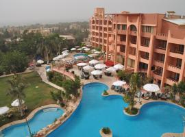 Africana Hotel & Spa, Borg El Arab