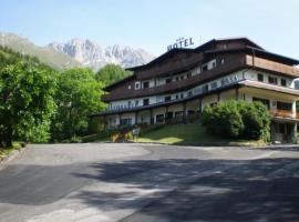 Hotel Residence La Rosa, Castione della Presolana