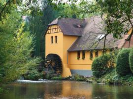Le Moulin de la Walk, Wissembourg