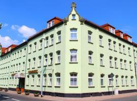 Apartment Hotel Lindeneck, Erfurt