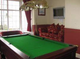 The Crown Inn, Saltfleet