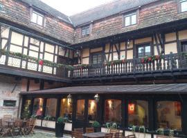 Le Gouverneur Hotel, Obernai