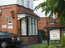 Elmdon Lodge, Birmingham