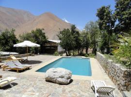 Hotel El Milagro, Pisco Elqui