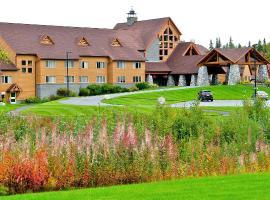 Talkeetna Alaskan Lodge, Talkeetna