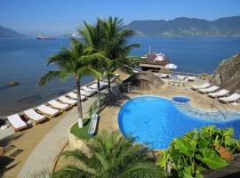Hotel Mercedes, Ilhabela