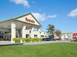 Ramada Bangor, Bangor