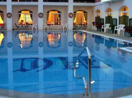 Hotel Caribe, Rota