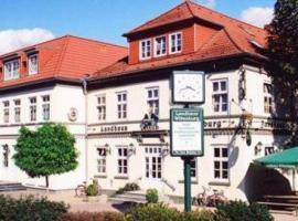 Hotel Landhaus - Wittenburg, Wittenburg